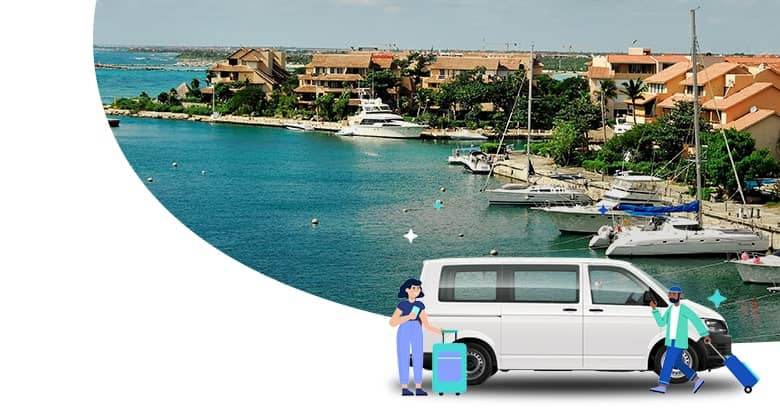 CANCUN AIRPORT TRANSFERS TO PUERTO AVENTURAS