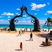 Transportation from Cancun Airport to Playa del Carmen