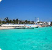 Transportation from Cancun Airport to Playa Mujeres